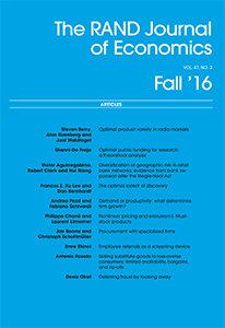 Fall 2016 Cover